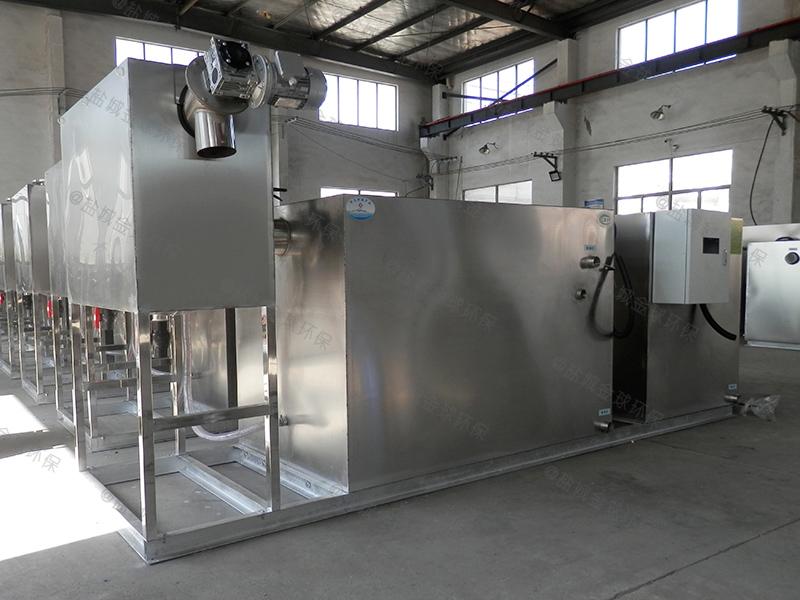 佛山三级油污水分离器处理原理