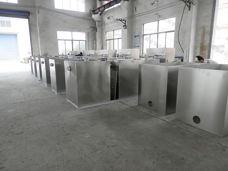 广东地埋隔油设备构造