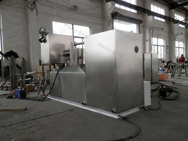 佛山气浮式隔油装置原理结构