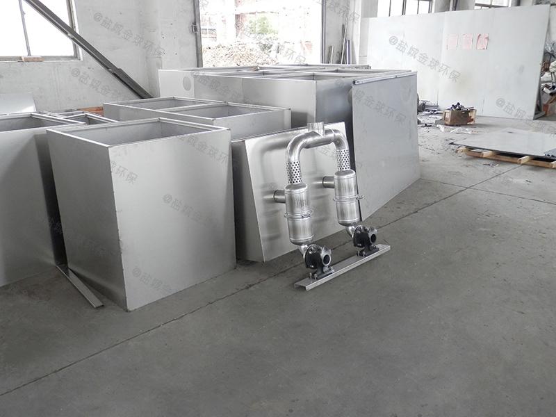 广东分体式一体化油水分离器商家推荐