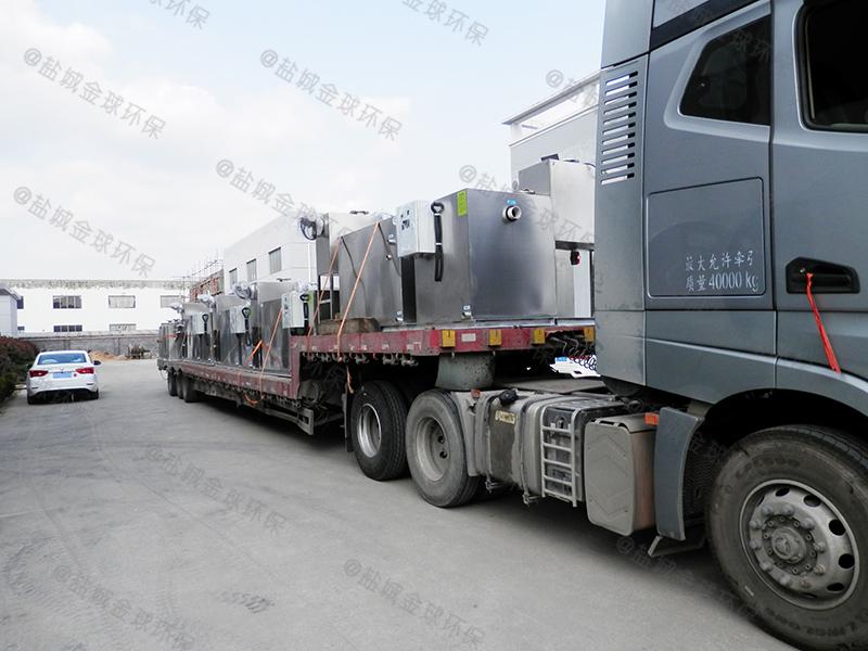 惠州304不锈钢隔油提升设备生产