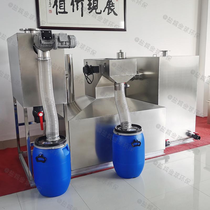 梅州手动油水分离器图