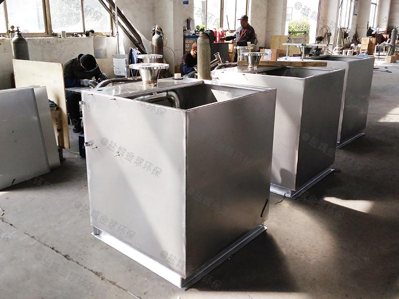 揭阳组合式一体式设备隔油装置原理和工艺