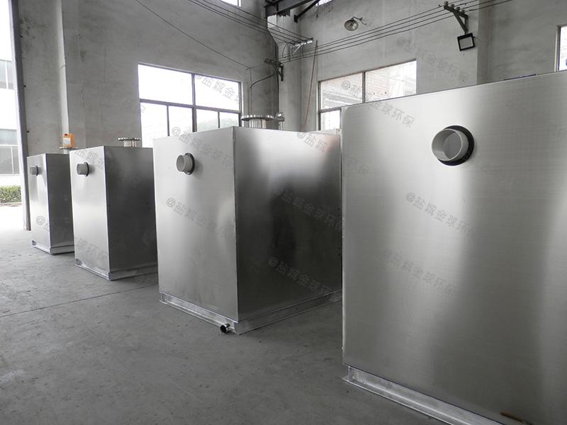揭阳304不锈钢板隔油提升一体化设备厂家直销