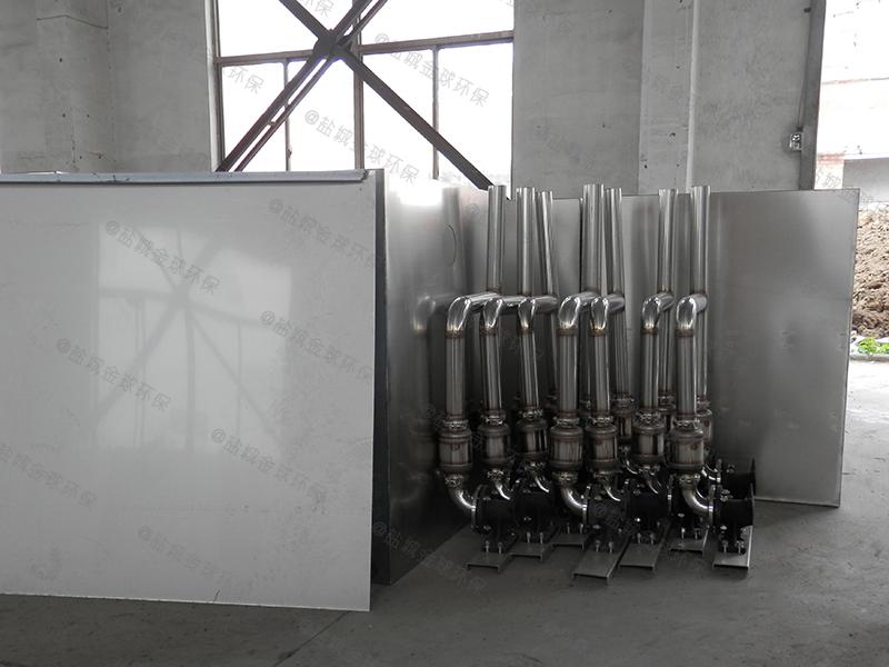 汕头不锈钢隔油隔渣设备标准尺寸表