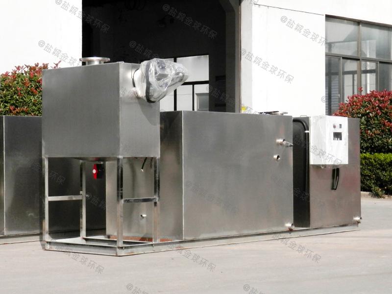 河源过滤隔油处理设备标准尺寸