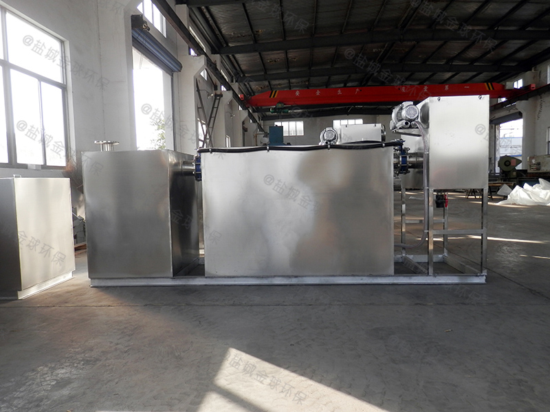 云浮餐饮隔油提升设备生产