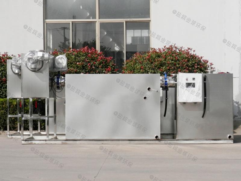 广东污水处理油水分离器处理能力