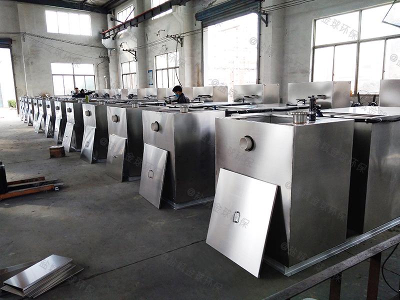 惠州分体式一体化油水分离器比例