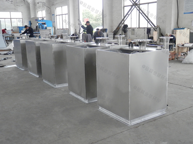 深圳隔油除渣机隔油提升设备视频