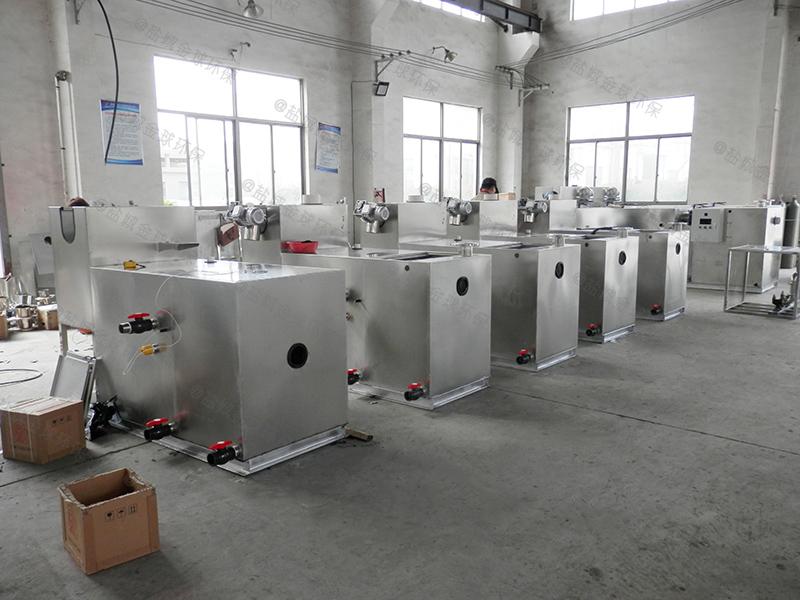 中山厨房油水分离器规格