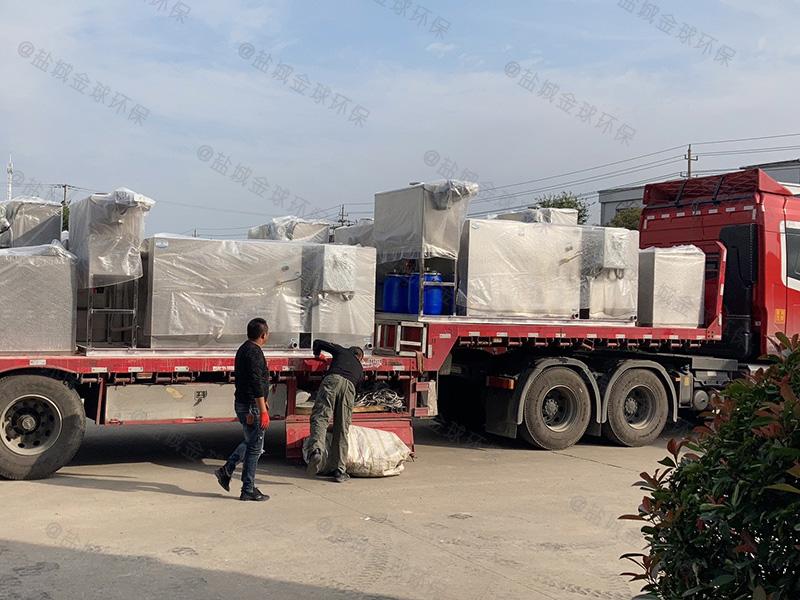 阳江自动一体化隔油器技术要求