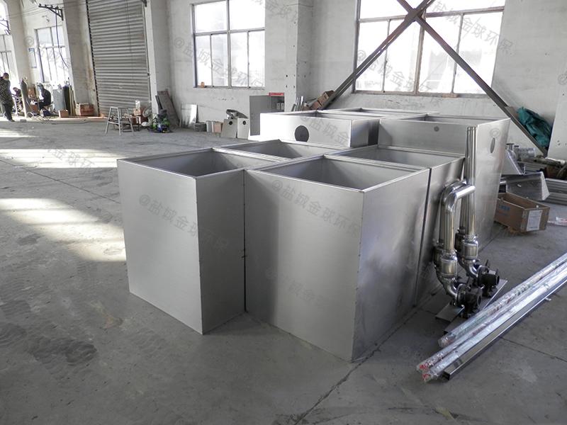深圳304不锈钢一体化隔油提升设备标准图集