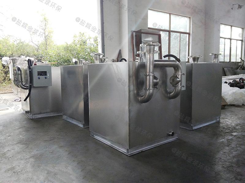 揭阳三级隔油隔油隔渣设备建造
