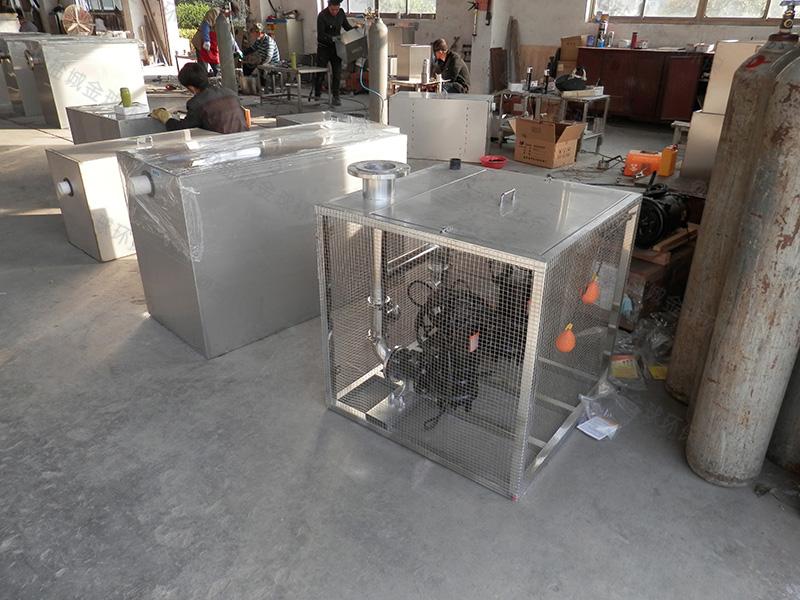揭阳厨房隔油处理设备厂家