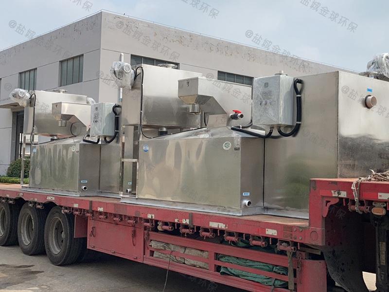 肇庆多功能隔油隔渣设备规范
