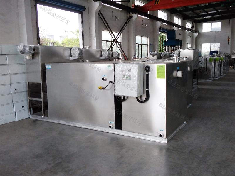 中山高效油水分离设备优点