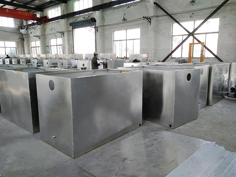 汕头床置式油脂分离装置三级标准
