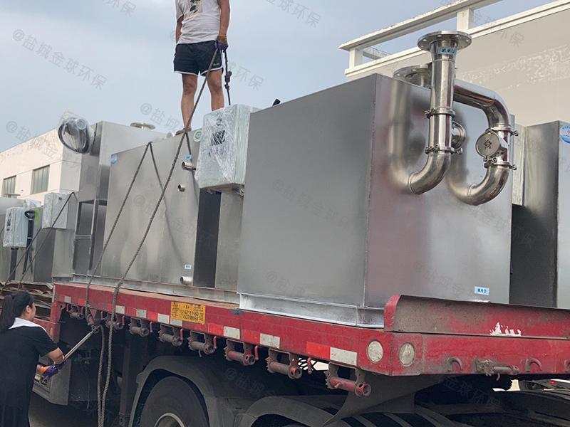 汕尾电加热油水分离装置建造
