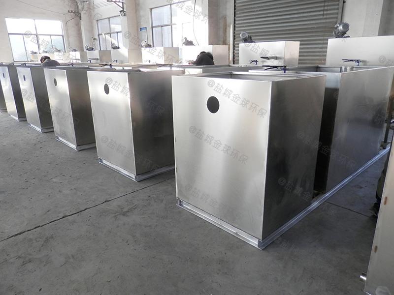 东莞不锈钢一体化隔油提升设备怎么画