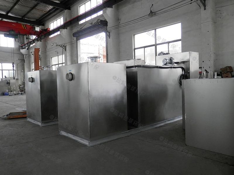 深圳全不锈钢隔油提升装置隔离原理