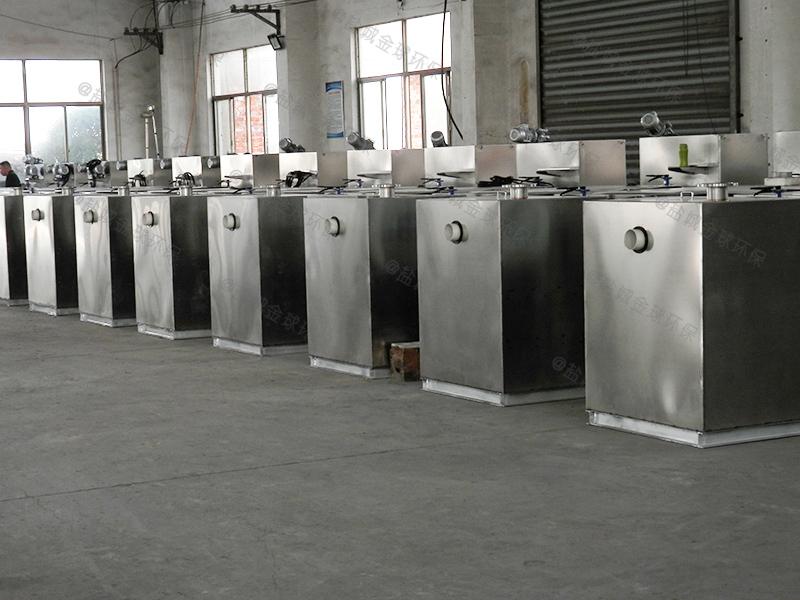 深圳简约油水分离器施工方案