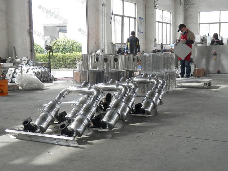 惠州加油站隔油处理设备结构图