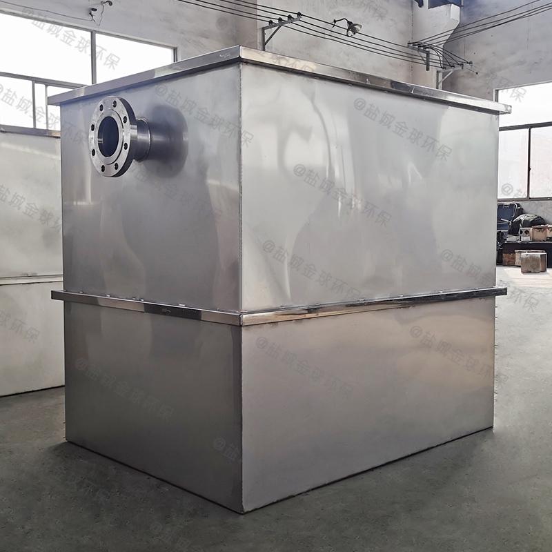 广东四级过滤油污水分离器施工单位