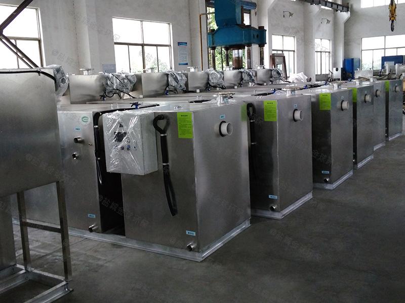 汕尾过滤隔油处理装置排放标准