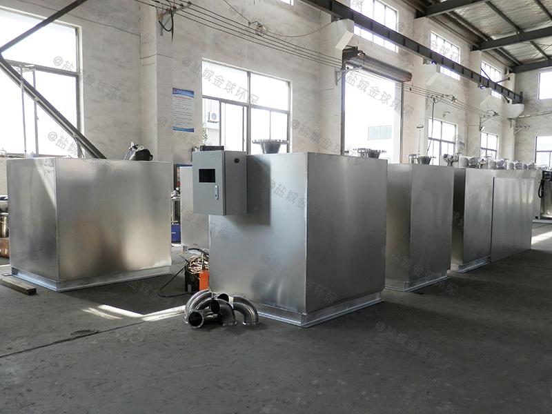 东莞三级滤渣隔油器三级标准