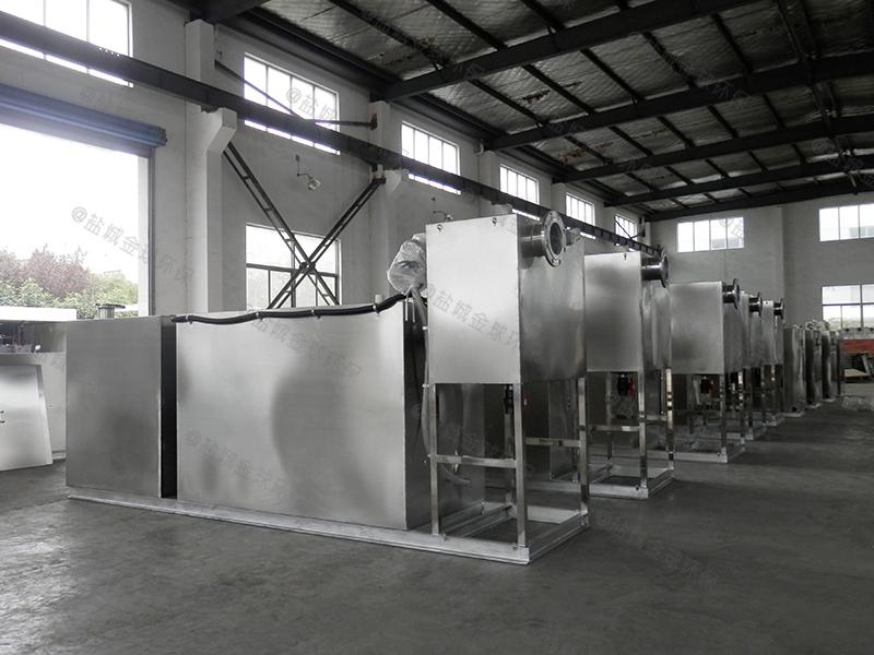 汕尾地沟油水分离器安装法规