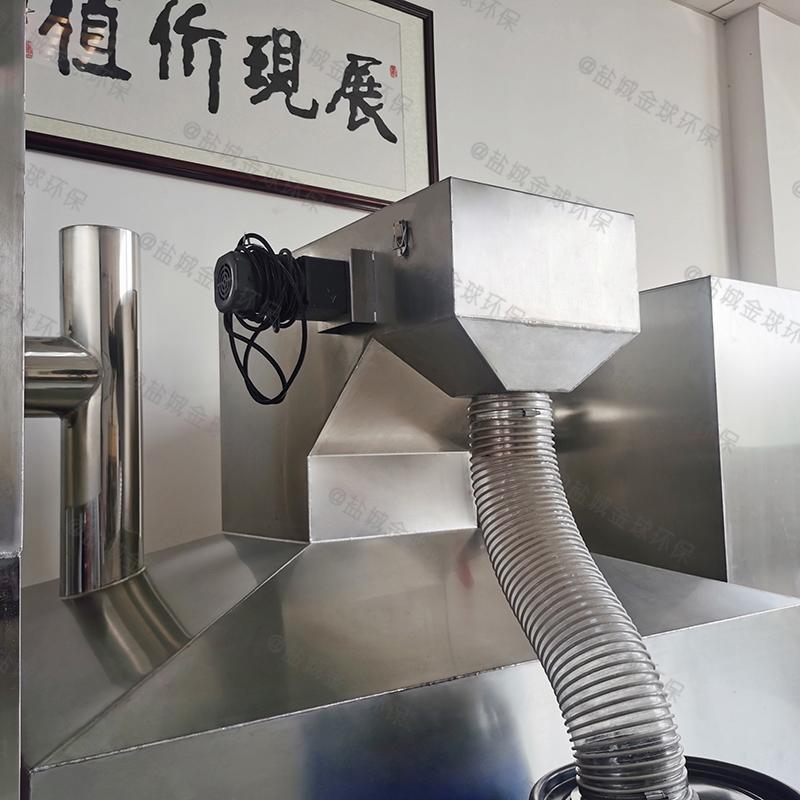 潮州手动式隔油器结构