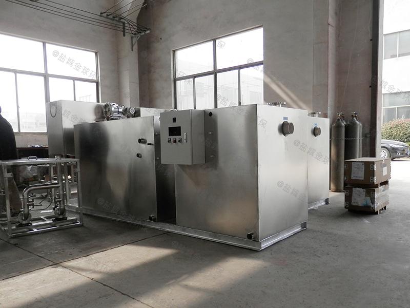 中山食品厂隔油处理设备种类