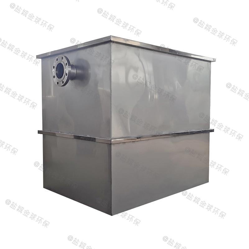 揭阳三级滤渣隔油池操作规范