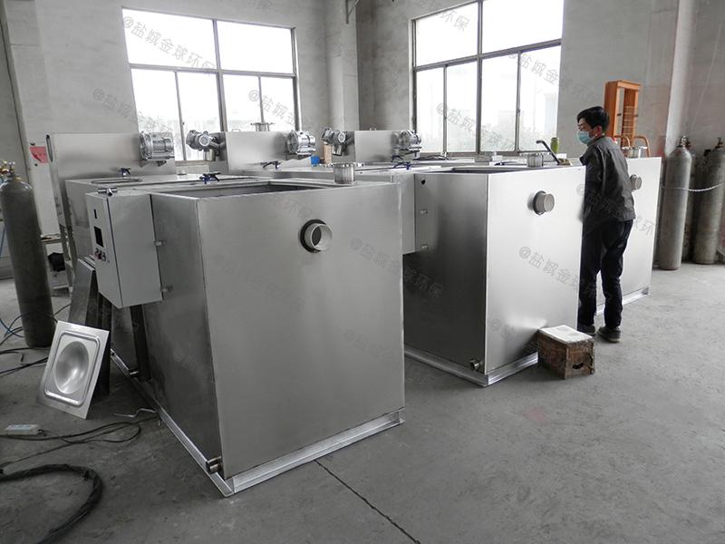 揭阳污水提升隔油处理设备维护保养方案