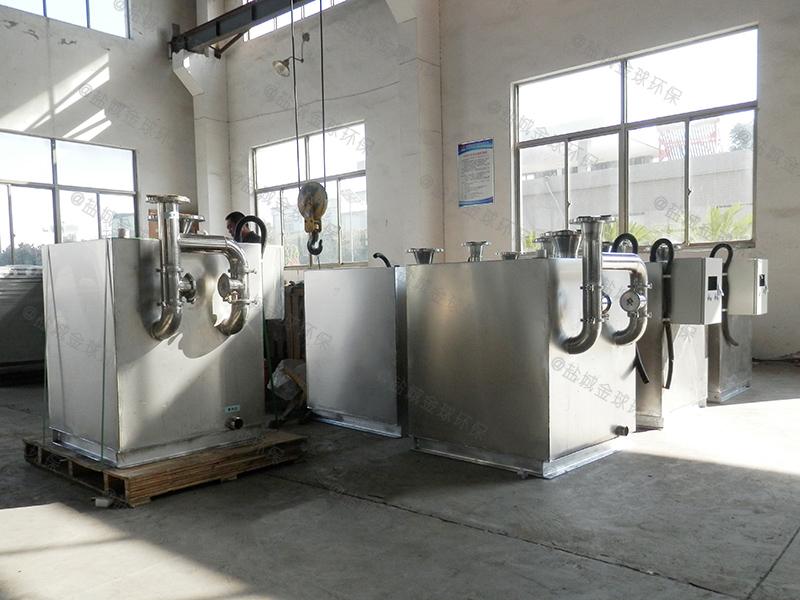 揭阳污水排放隔油处理装置标准