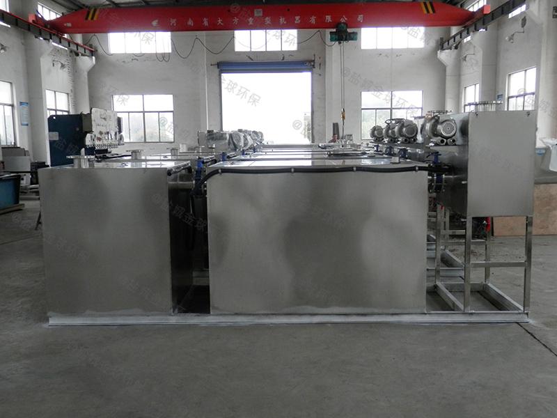 广州气浮型油脂分离装置去除率