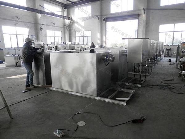 工程大地埋式自动刮油油水渣分离机产业