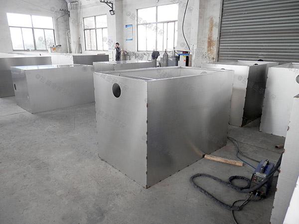 单位食堂地下室大智能型餐厨垃圾油水分离设备的用途是什么