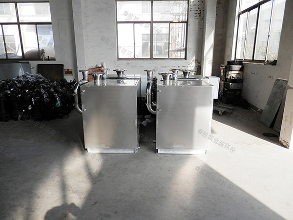 商业室外无动力餐厨垃圾油水分离设备哪里买