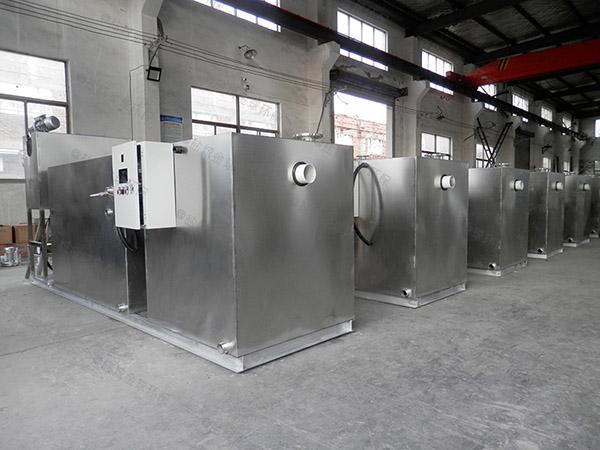 居民用中小型室内全自动隔油强排设备厂家