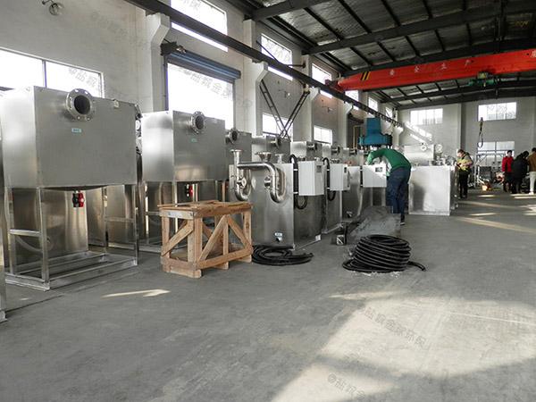 厨余大型地下式多功能成套隔油设备在什么位置