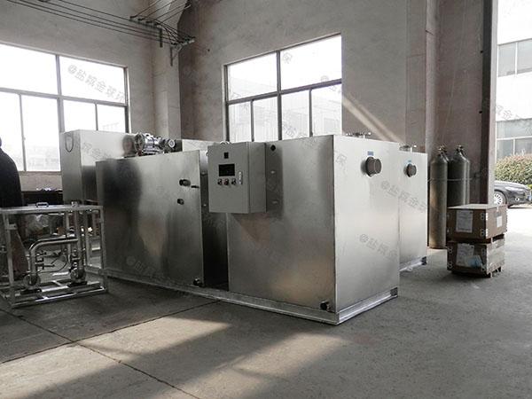 火锅店大地下式智能型油水分离器和隔油池市场前景