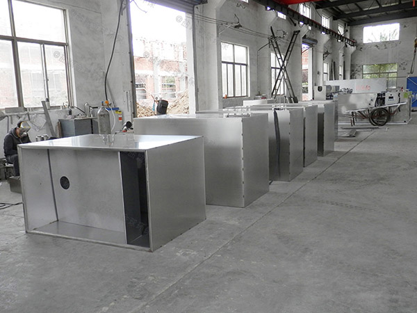 厨房用地上式大型成品隔油装置价格多少