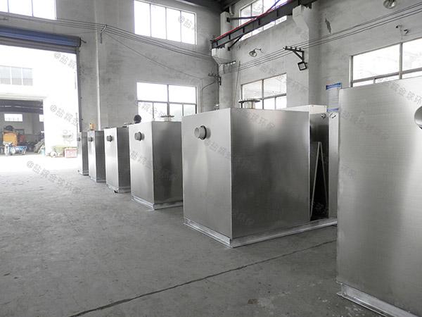 小区大自动刮油水油分离处理设备的厂家有那些