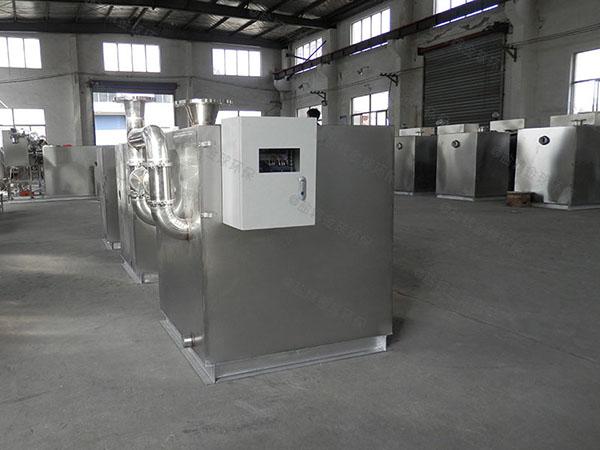 火锅店地上式中小型智能化隔油池隔油器供应厂家