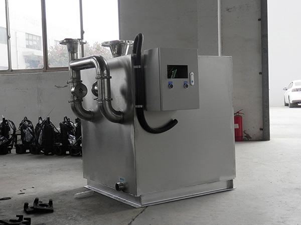 单位食堂中小型地埋多功能污水处理隔油池定做