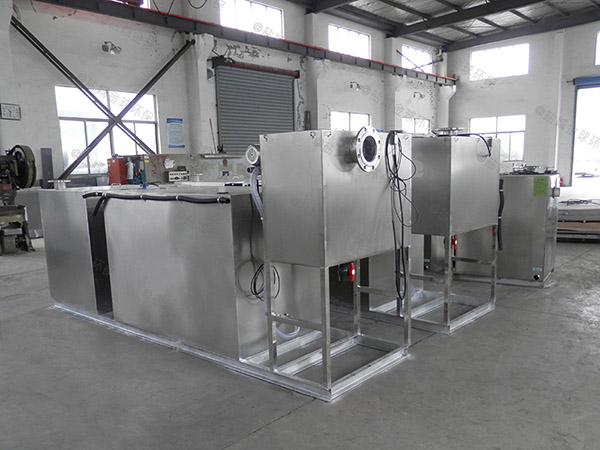 厨下型大分体式隔油污水提升装置介绍