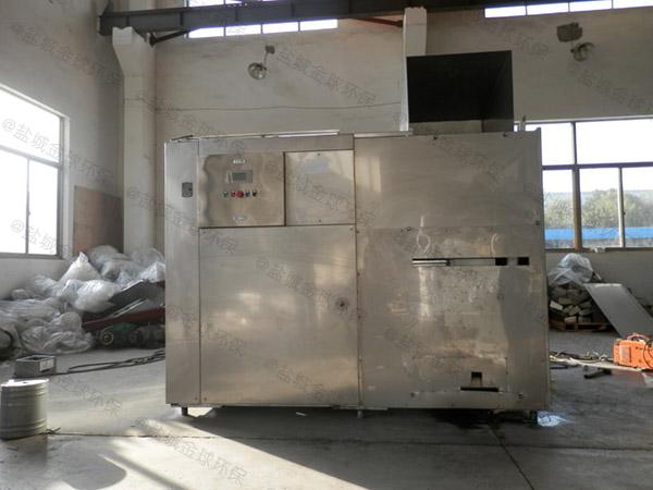 厨用埋地式多功能污水隔油池维护