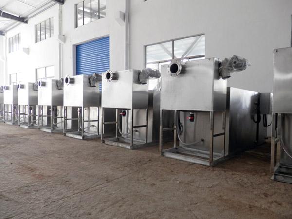 厨房用地下简易污水隔油提升设备市场